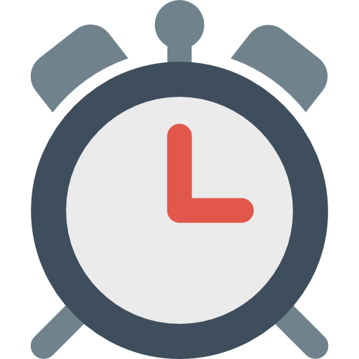 Security Hut Symbol: Timer, Miscellaneous, Time, Tools And Utensils, Alarm