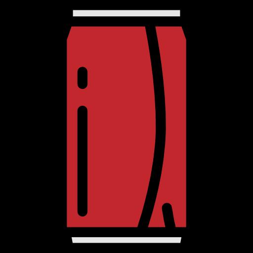Soda, Can, Sugar, Unhealthy, Drink, Food Icon