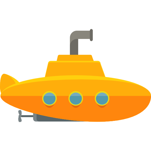 Submarines, navigate, navigation, transportation, transport, nautic