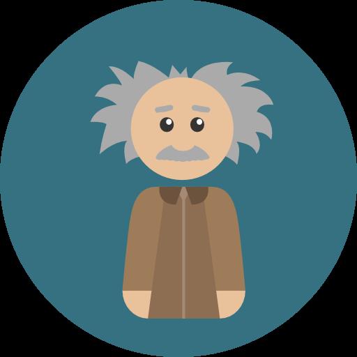 Education Person Avatar Teacher Professor Educator Man People User Icon