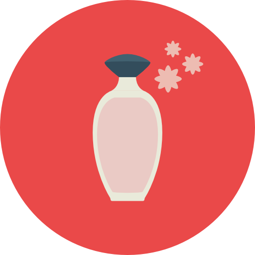 Beauty Perfume Fashion Grooming Salon Icon