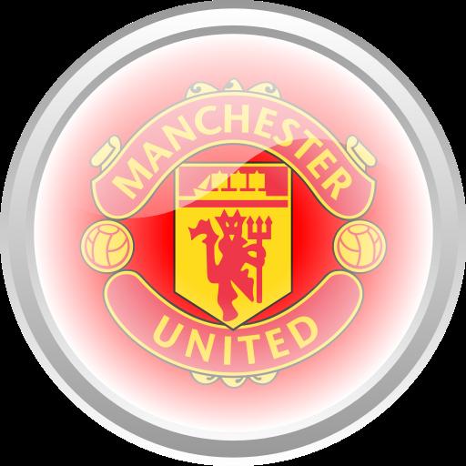Flag, Manchester United, Football, Premier English Icon