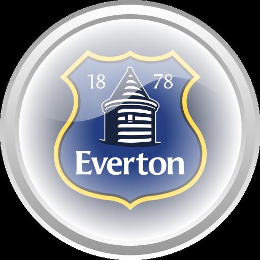 Flag Football Premier English Everton Icon