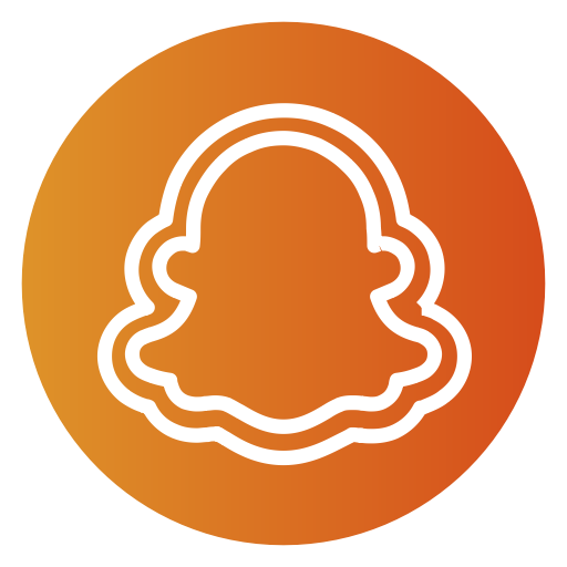 Ghost Snapchat Icon Chat Photo App Icon