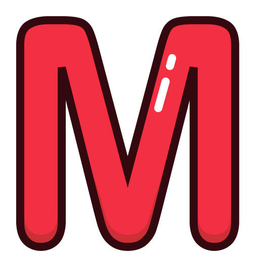 Letter red m alphabet letters icon size thecheapjerseys Images