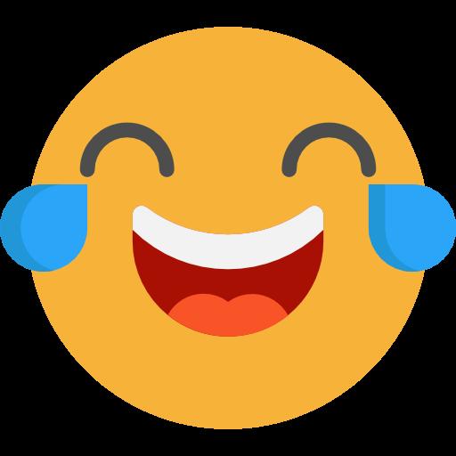 laughing emoticons emoji feelings smileys icon