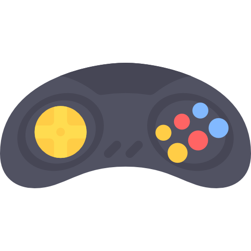 how to change a folder icon to a game controller