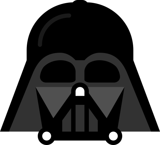 Image result for darth vader outline png