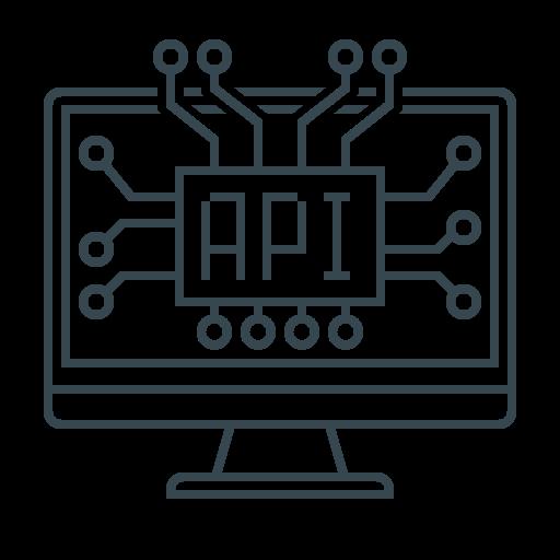 development app application software api icon