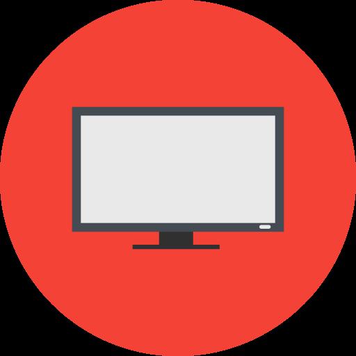 lcd tv icon - photo #30