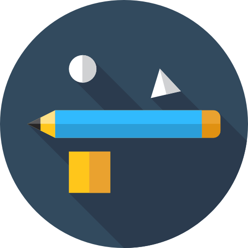 Pencil Skill Competence Seo And Web Icon