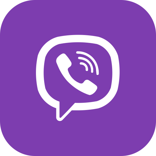 Media Global App Social Android Viber Ios Icon