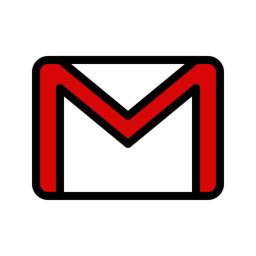Service Gmail Communication Email Message Mail Icon