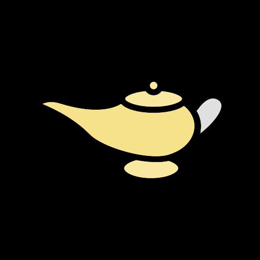 Lamp Genie Free0007 Icon