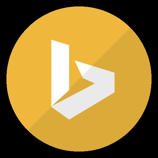 Microsoft Search Logo Bing Search Engine Icon