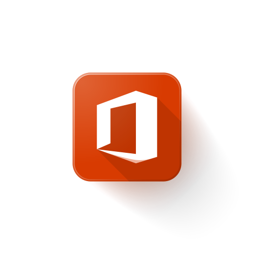 Microsoft office logo icon for Office logo