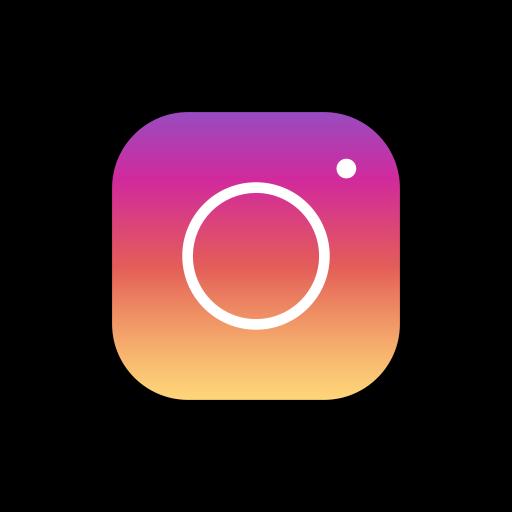 logo instagram size