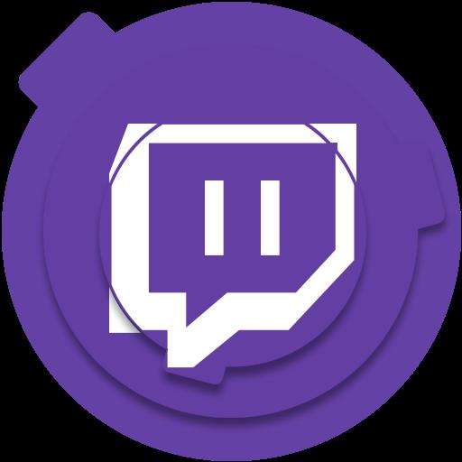 Twitch.tv, Twitch.tv Icon , Twitch Icon , Media , Network