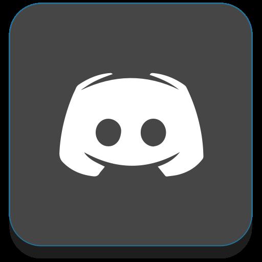 Christmas Discord Logo.Game Chat App Social Gamer Discord Icon